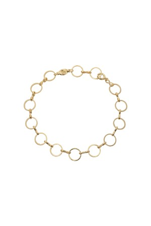COMFORT ZONE - CIRCLES - Anklet