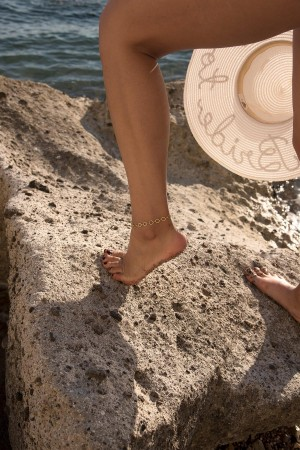 COMFORT ZONE - CIRCLES - Anklet (1)
