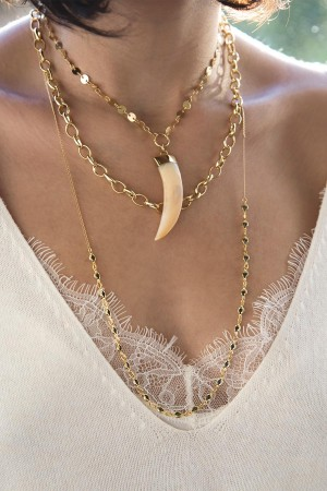 COMFORT ZONE - CLASSIC - Customized Chain Necklace (1)