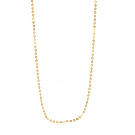 COMFORT ZONE - COIN CHAIN - Customized Coin Chain Necklace