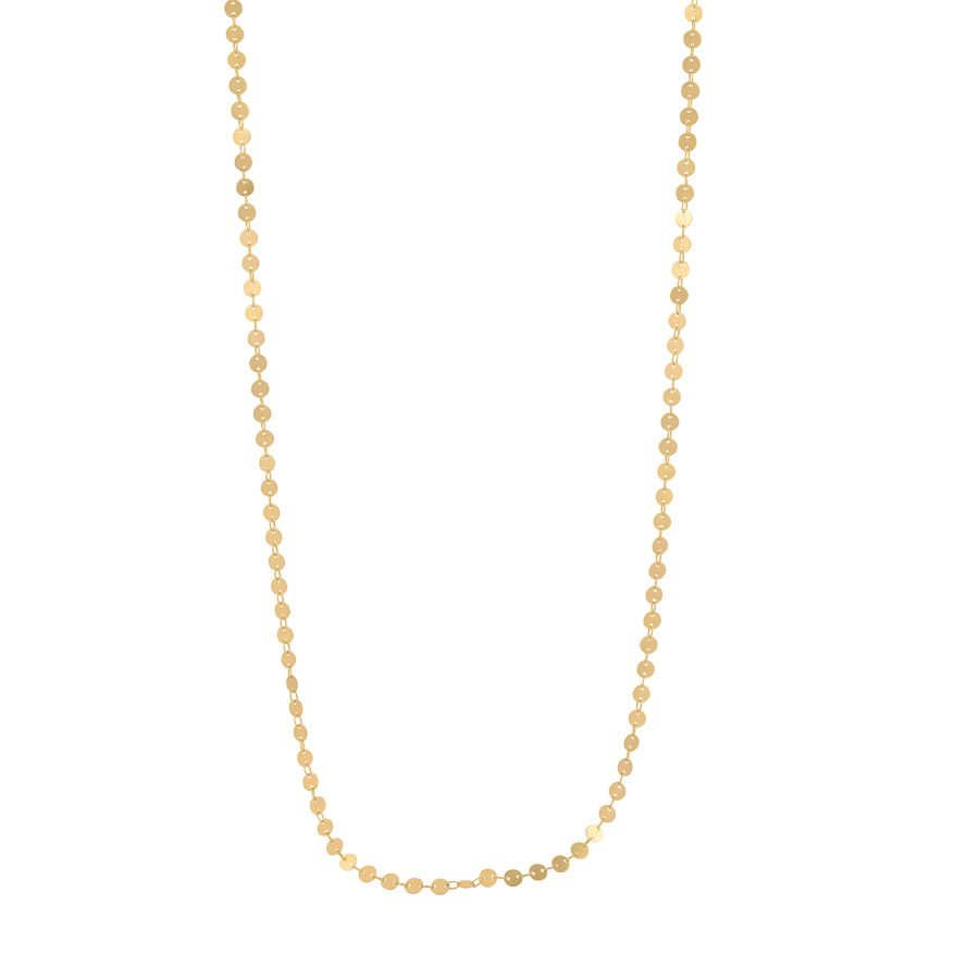 COIN CHAIN - Customized Coin Chain Necklace