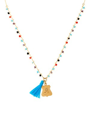 PLAYGROUND - COLORFUL - Personalized Necklace