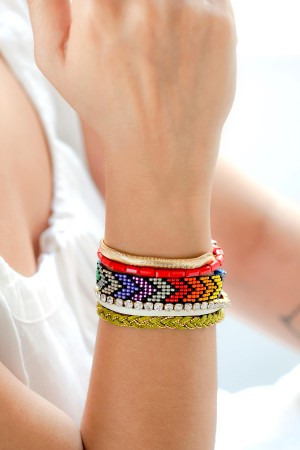 PLAYGROUND - COLORS OF LIFE - Multilayered Bracelet (1)