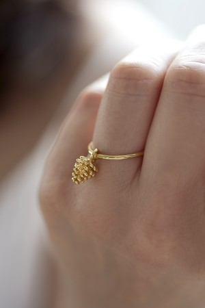 COMFORT ZONE - CONIFER - Charm Ring (1)