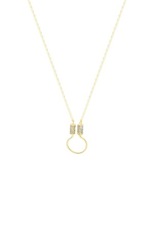 PETIT CHARM - CURB - Chain Necklace (1)