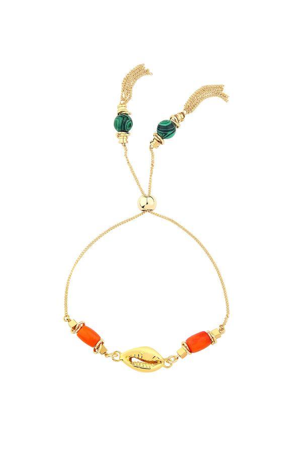 CYPREA - Sliding Seashell Bracelet