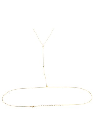 COMFORT ZONE - DAINTY DIAMOND - Waist Chain