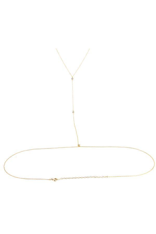 DAINTY DIAMOND - Waist Chain