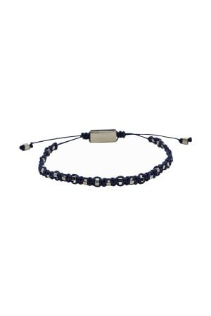 MANLY - DARK - Adjustable Man Bracelet
