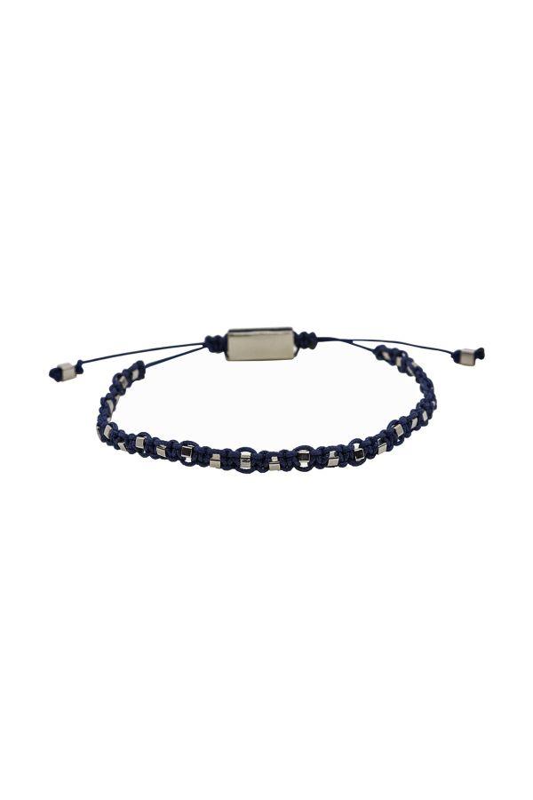 DARK - Adjustable Man Bracelet
