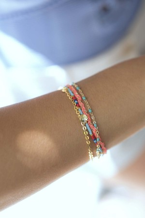 PLAYGROUND - DAWN - Layered Bracelet (1)