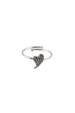 PETITE FAMILY - DIAMOND BEAT - CZ Diamond Ring