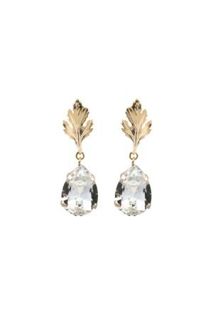 DIAMOND LEAF - Sallantılı Küpe - Thumbnail