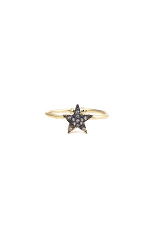 COMFORT ZONE - DIAMOND STAR - Ayarlanabilir Yüzük