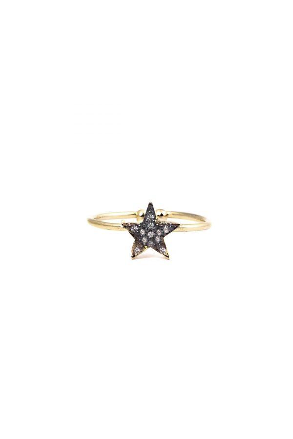 DIAMOND STAR - Ayarlanabilir Yüzük