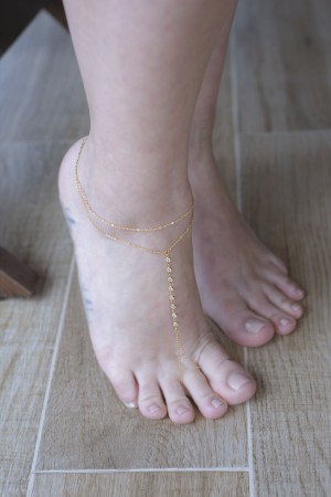 SHOW TIME - DIAMONDS ON MY WAY - Barefoot Sandal (1)