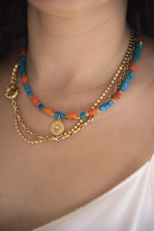 DOT - Chain Necklace - Thumbnail