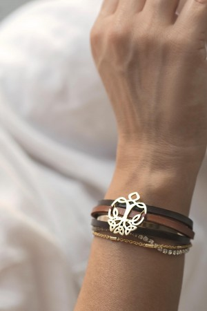 BAZAAR - DOWN TO THE EARTH - All in One Bracelet (1)