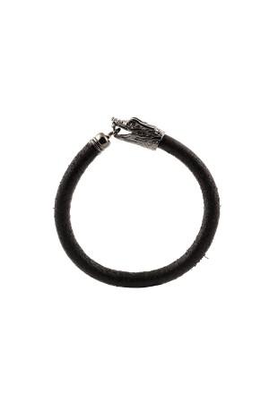 MANLY - DRAGON - Leather Bracelet