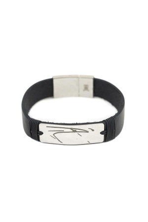 MANLY - DRAWING - Personalized Men Bracelet (1)