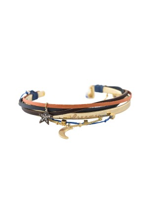 DREAMER - All in One Layered Bracelet - Thumbnail