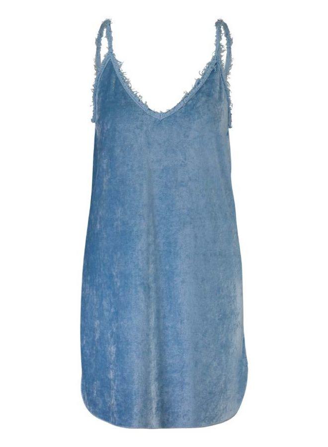 DUST DRESS - Askılı Midi Elbise