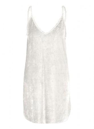 DUST DRESS - Askılı Midi Elbise - Thumbnail