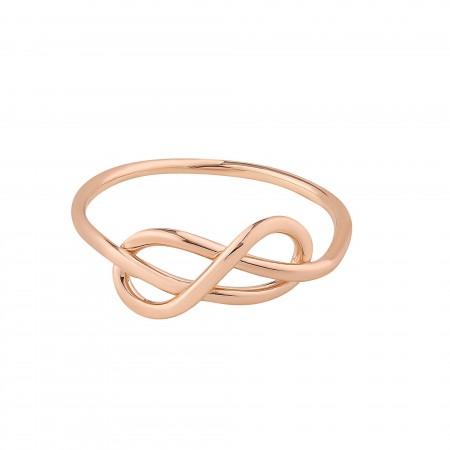 ETERNAL LOVE - Silver Ring - Thumbnail