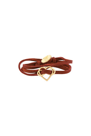 PLAYGROUND - ETERNAL LOVE - Wrap Bracelet