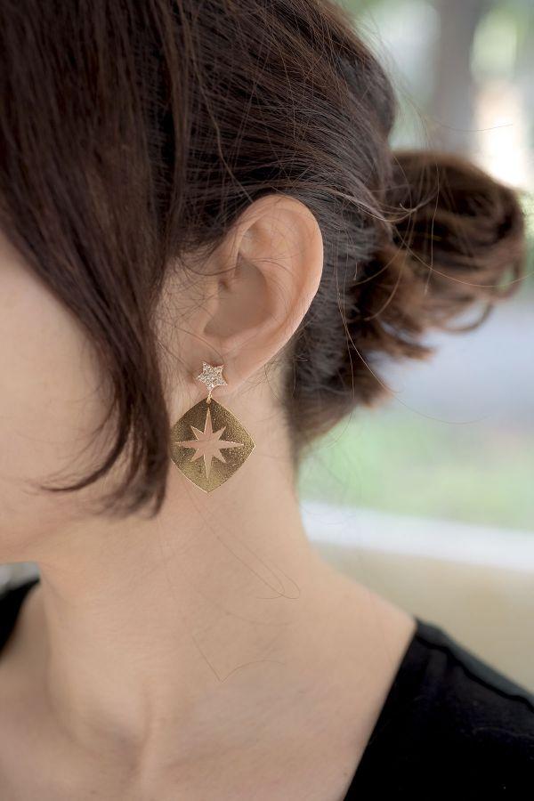 ETOILE - Drop Earrings