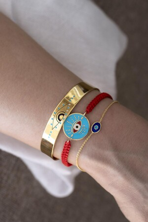 COMFORT ZONE - EVER - Eye Bracelet (1)