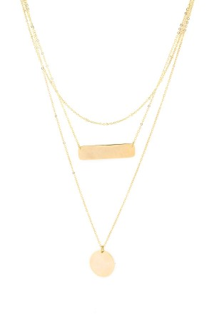 SHOW TIME - EVERYDAY - Layered Necklace
