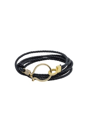 SHOW TIME - FANG - Wrap Cord Bracelet