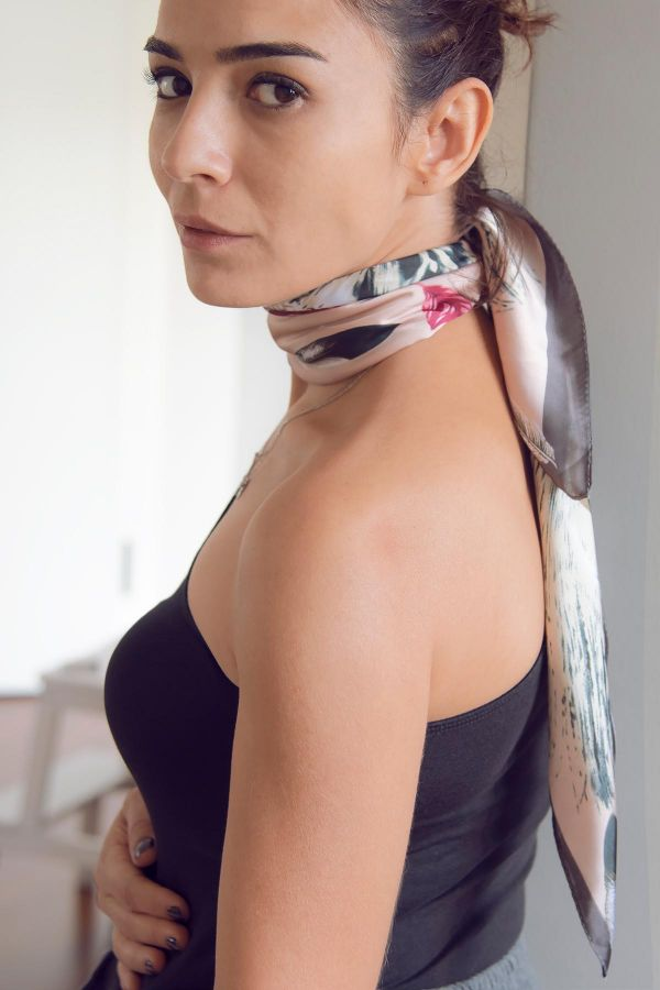 FEATHER - Bandana Fular