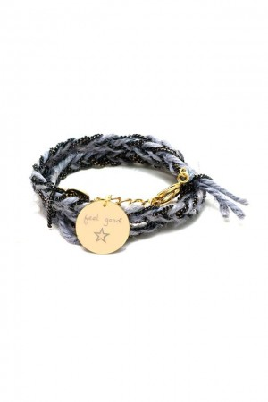PLAYGROUND - FEEL GOOD - Braided Bracelet