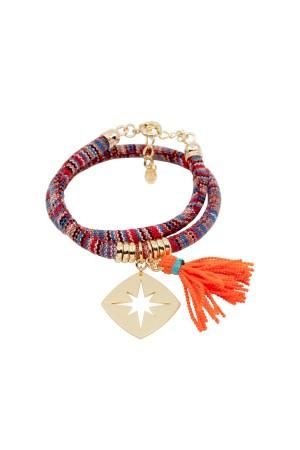 BAZAAR - FESTIVAL - Wrap Bracelet