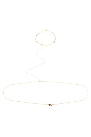 COMFORT ZONE - FINE LINE - Body Necklace