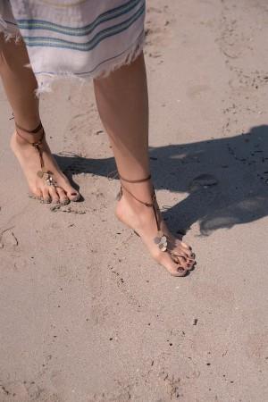 PLAYGROUND - FLORA - Barefoot Sandals (1)
