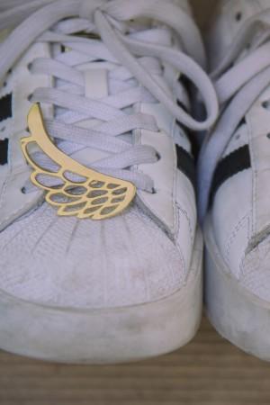 PLAYGROUND - FLY - Ayakkabı Broşu (1)