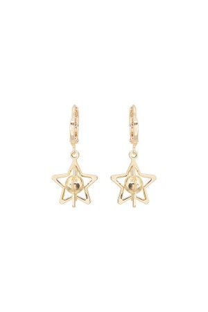 PLAYGROUND - GALAXY - Star Earrings