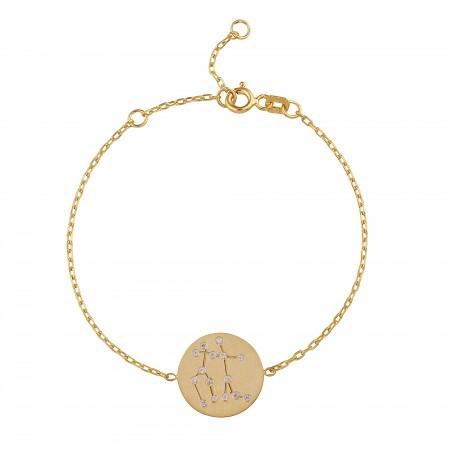 PETITE JEWELRY - GEMINI - Constellation Bracelet