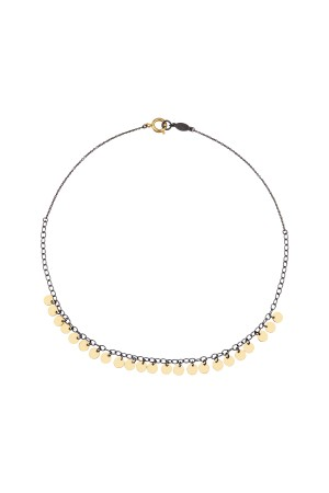 COMFORT ZONE - GINA - Coin Necklace