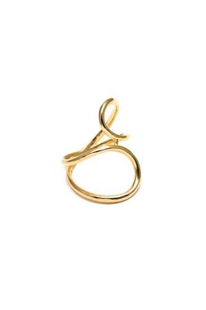 GOLD RING - Ayarlanabilir Yüzük - Thumbnail