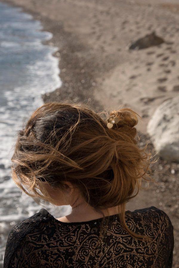 GOLDEN CLOVERS - Saç Tokası