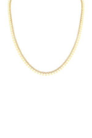 COMFORT ZONE - GOLDEN DOTS - Chain Necklace
