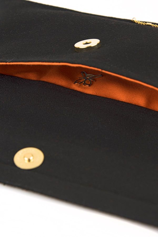 GOLDEN KEY - Clutch Bag