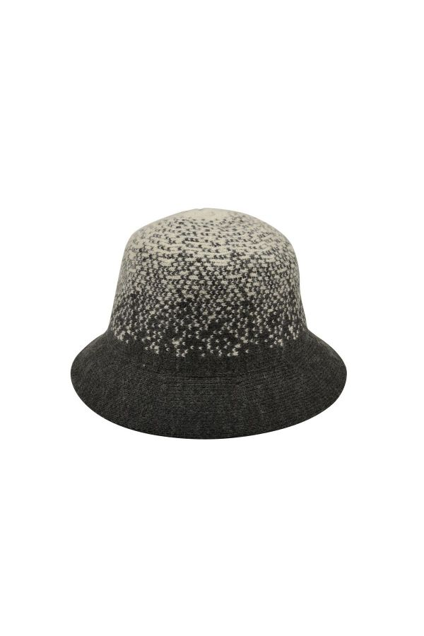 GREY - Grey Wool Hat
