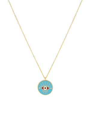 PLAYGROUND - GUARDIAN - Eye Necklace