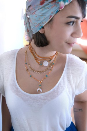 PLAYGROUND - GYPSY - Boho Style Braided Necklace (1)