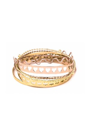 PLAYGROUND - GYPSY - Stackable Bangle Bracelets